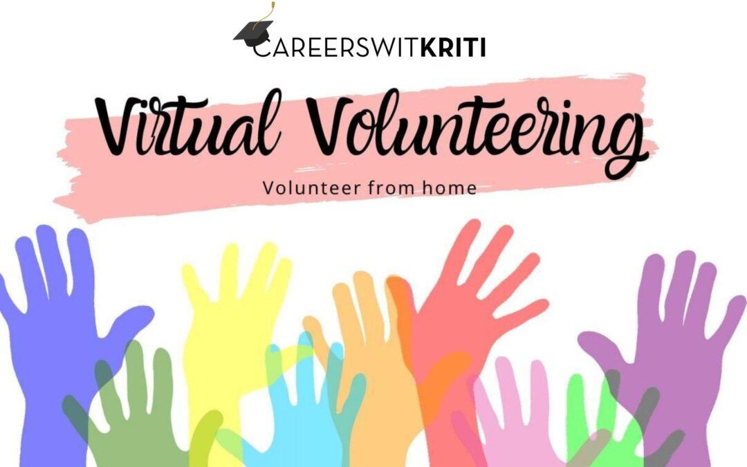 Online Internships & Volunteering